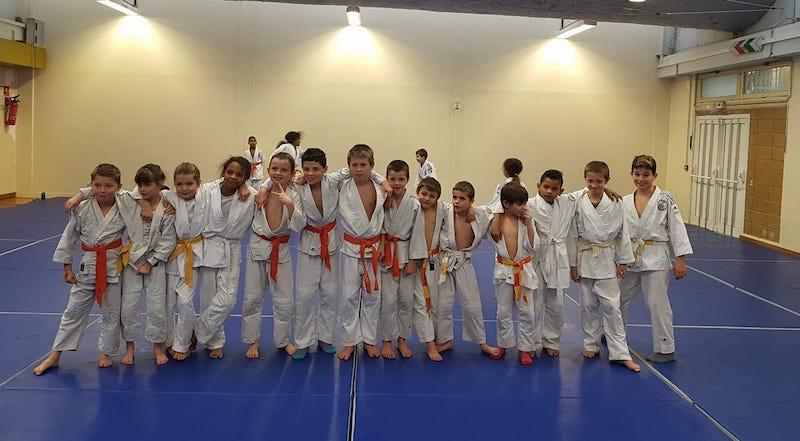Judo Ju-jitsu Jean Jully ESF La Chapelle La Reine