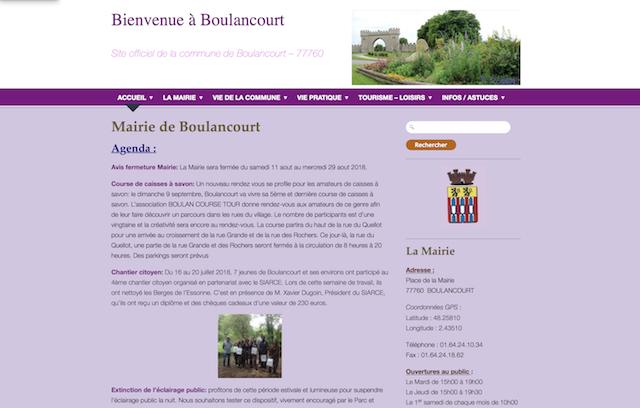 Boulancourt