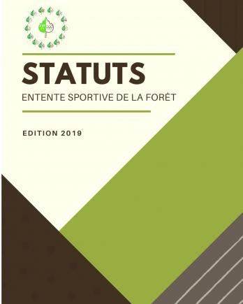 Statuts ESF77 édition 2019