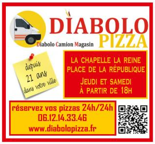 Diabolo pizza
