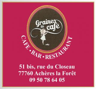 Graines de cafe