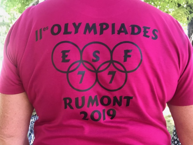 Tee-shirt officiel 2019