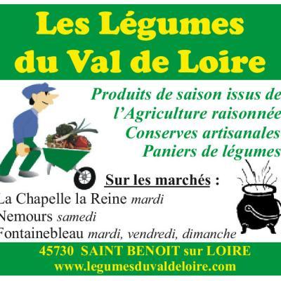 Légumes Val de Loire