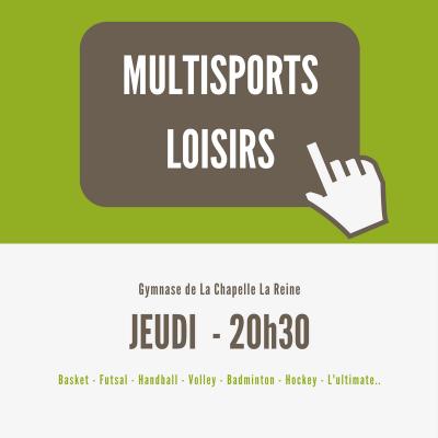 Multisports loisirs Adultes