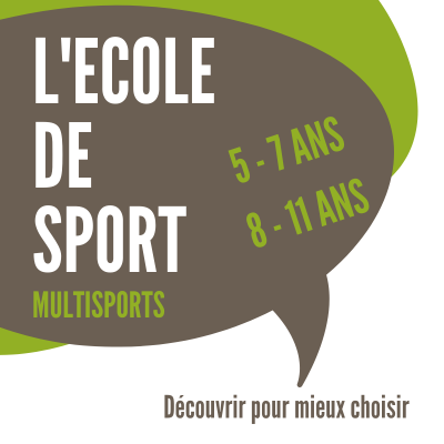 Ecole de sport - Multisports